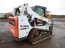 Аренда мини-экскаватора Bobcat T590