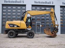 Аренда Caterpillar M316D