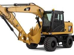 Аренда Caterpillar M320D2