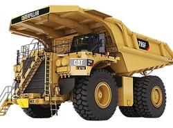 Аренда Caterpillar 795F AC