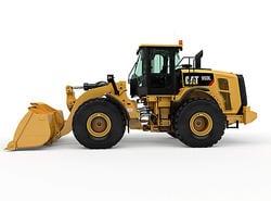 Фронтальный погрузчик Caterpillar 950L