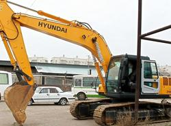 Аренда Hyundai R210NLC-7