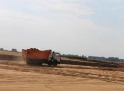 Вывоз грунта и земли