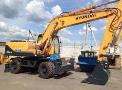 Аренда Hyundai R210W-9S
