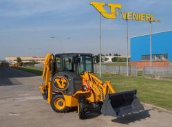 Аренда мини экскаватора-погрузчика Venieri VF 1.33B