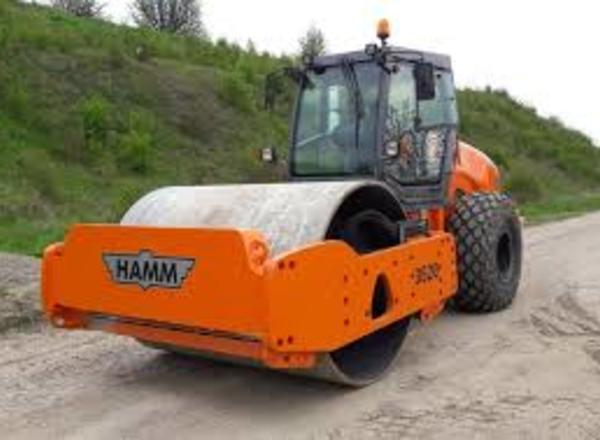 Аренда HAMM 3625