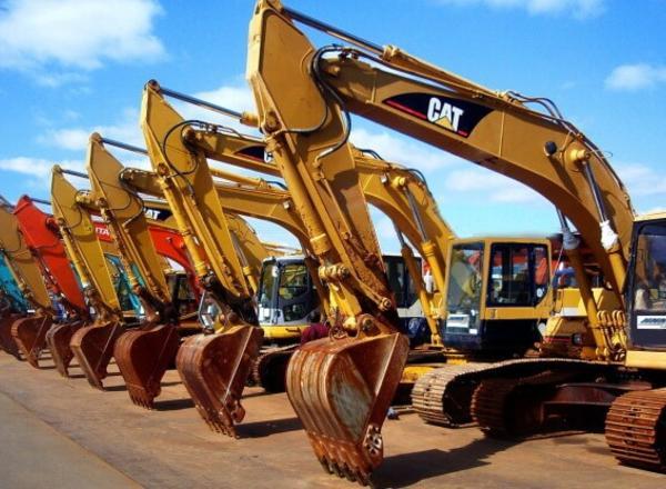 Обновление цен на аренду строительной техники