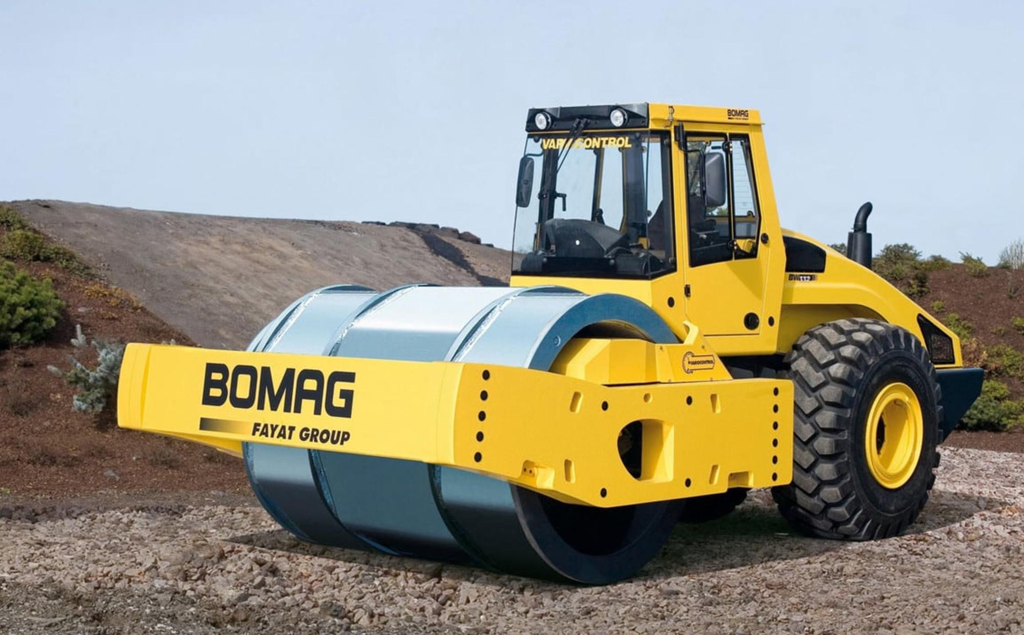 Аренда BOMAG BW-211 D-4