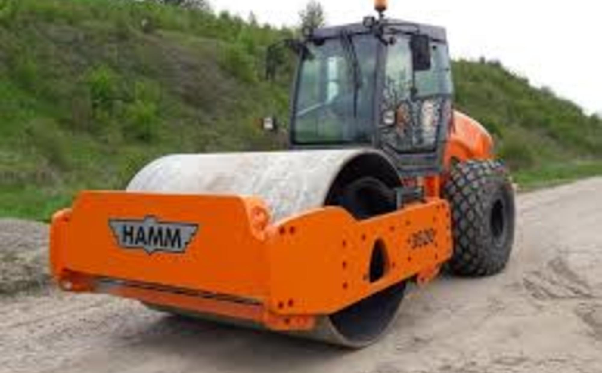 Аренда HAMM 3520