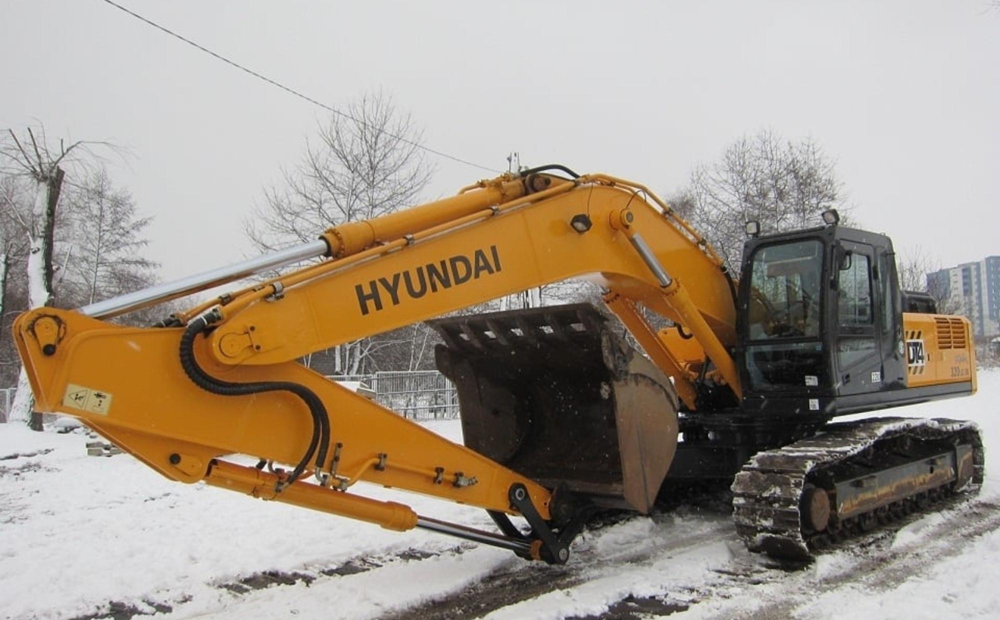 Аренда Hyundai R320LC-7A