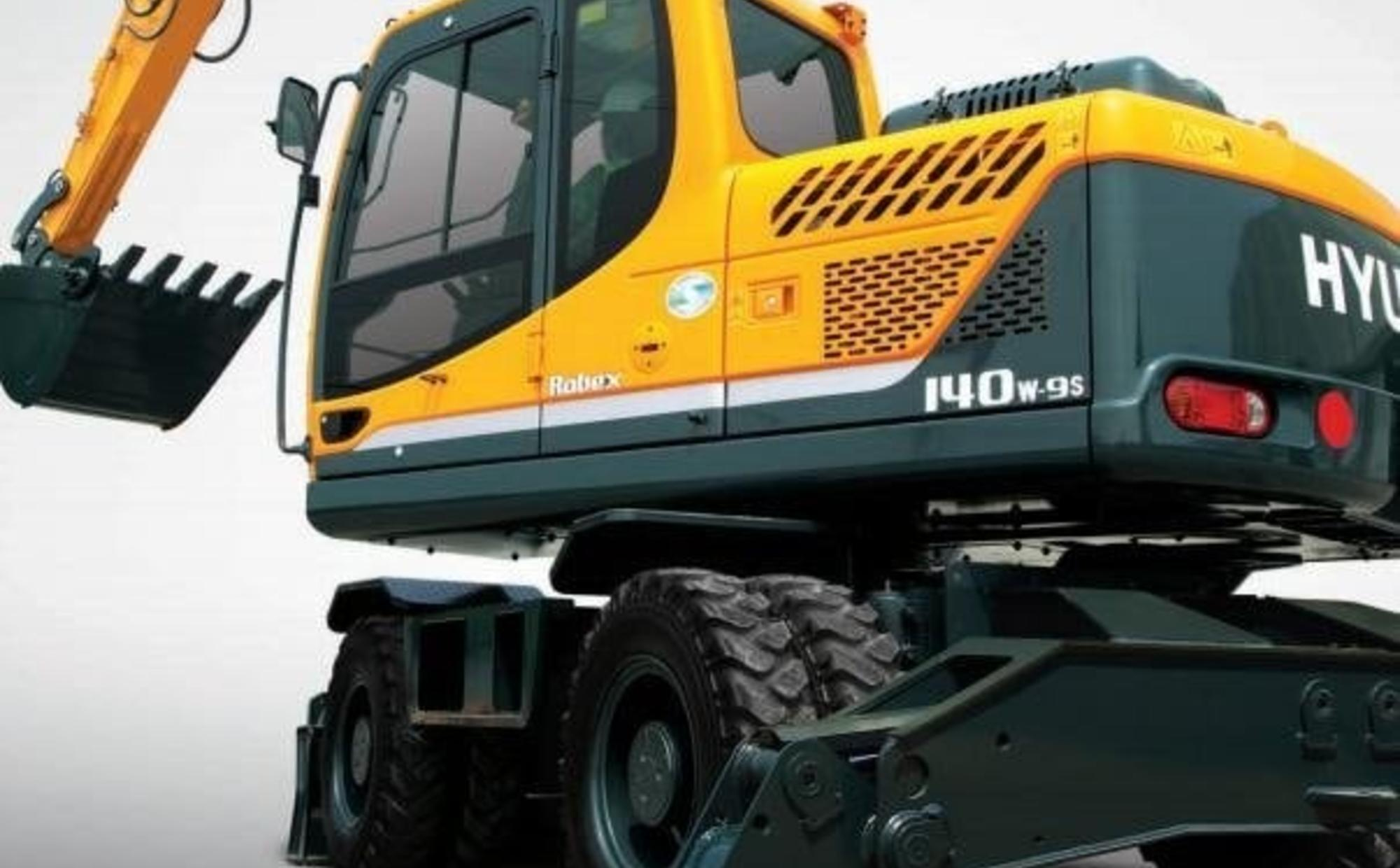 Аренда Hyundai R140W-9S