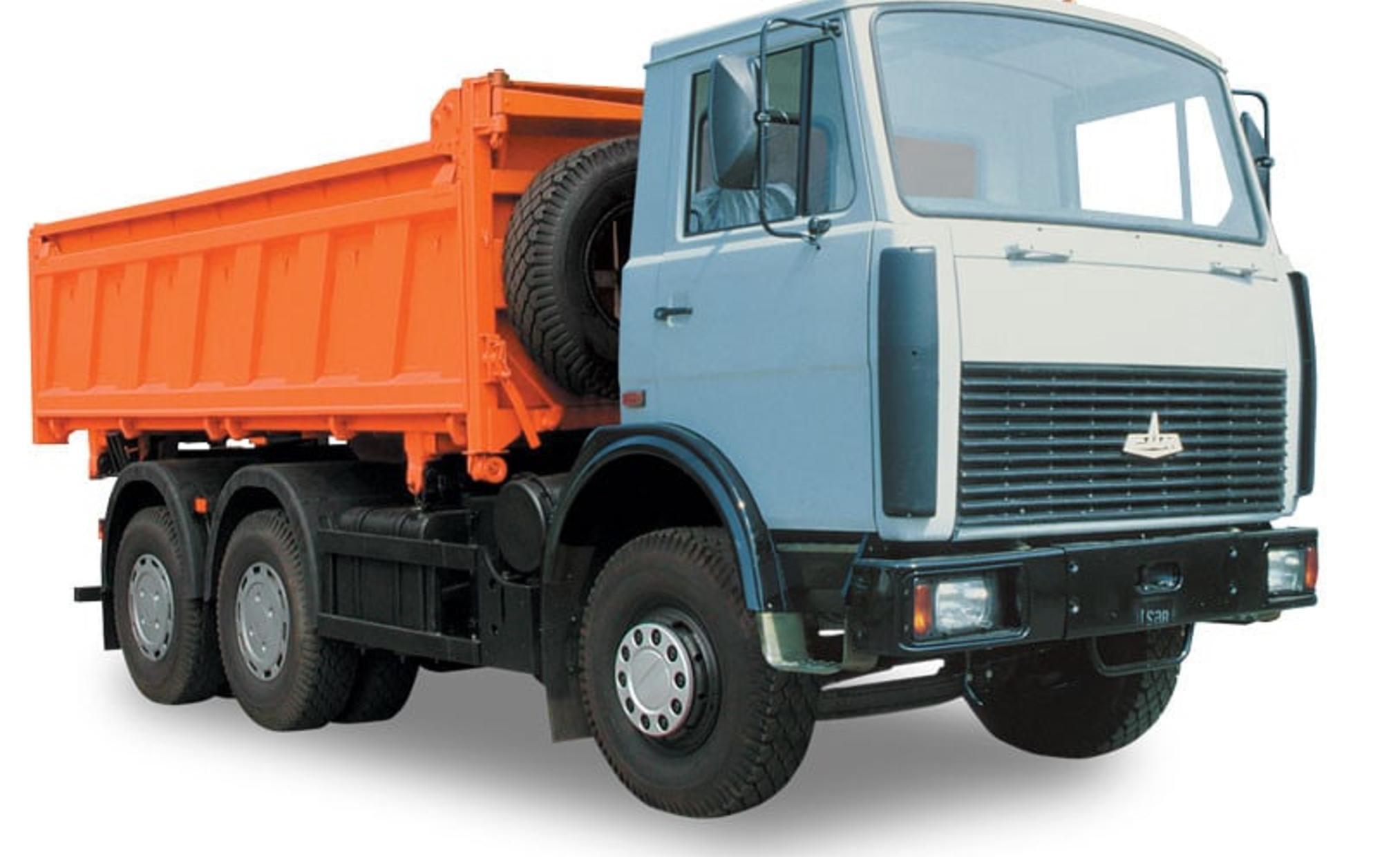 Аренда МАЗ-5516